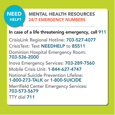 picture of Emergency Services contact information