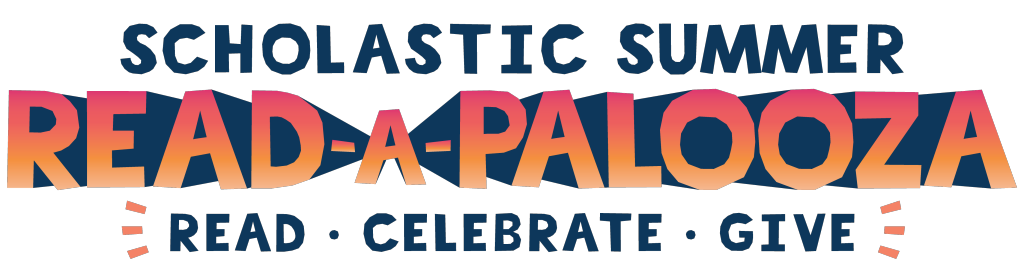 picture of scholastic read a palooza banner